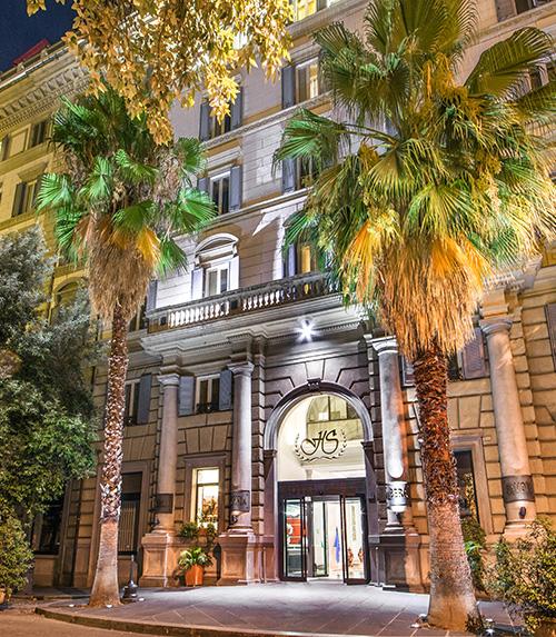 Hotel Savoy - Rome